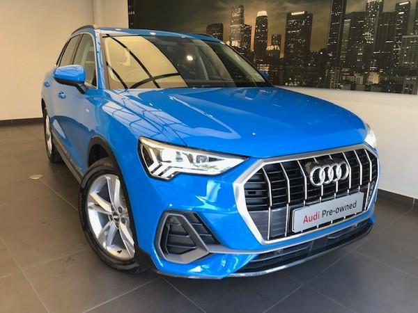 2020 Audi Q3 1.4T S Tronic S Line 35 TFSI Free State Bloemfontein_0