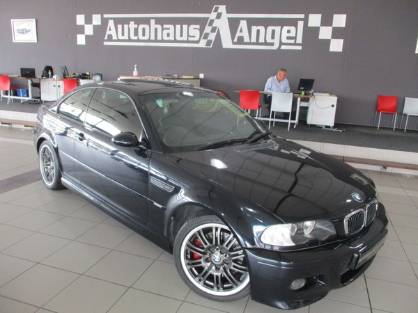 2004 BMW M3 Smg e46  Western Cape Milnerton_0
