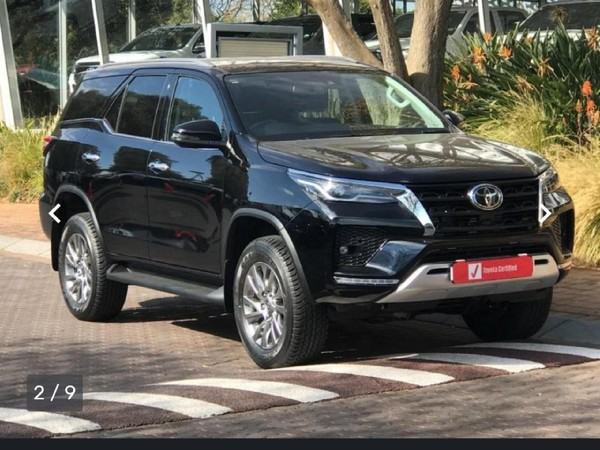 2020 Toyota Land Cruiser Prado 3.0 D-4D VX  Gauteng North Riding_0