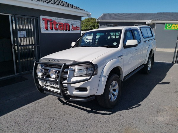 2007 Ford Ranger 4000 Super Cab Xlt 4x2 Pu Sc  Western Cape Kuils River_0