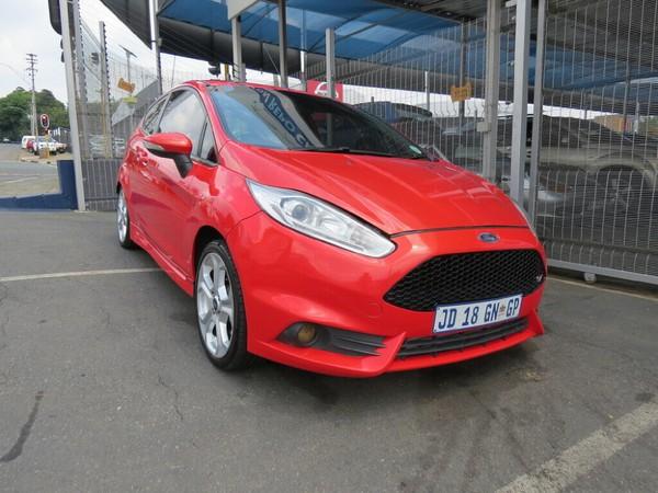 2014 Ford Fiesta ST 1.6 Ecoboost GDTi Gauteng Johannesburg_0