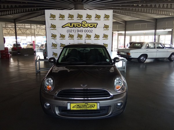 2012 MINI One 1.6  Western Cape Bellville_0