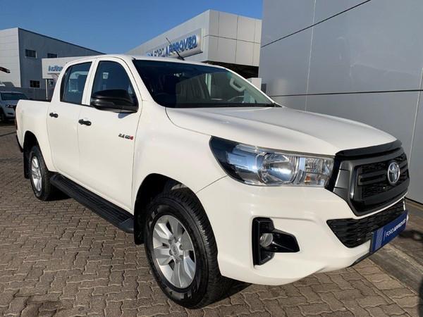2019 Toyota Hilux 2.4 GD-6 SRX 4X4 Auto Double Cab Bakkie Gauteng Krugersdorp_0