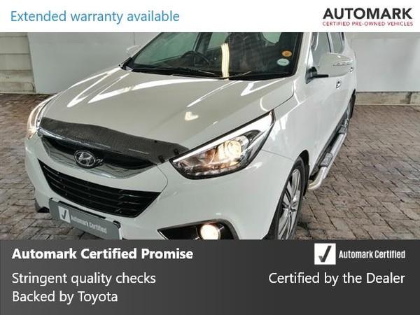 2014 Hyundai iX35 2.0 CRDi Elite AWD Auto Eastern Cape Uitenhage_0