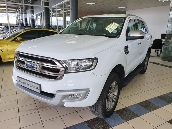 2017 Ford Everest 3.2 XLT 4X4 Auto Eastern Cape Nahoon_0