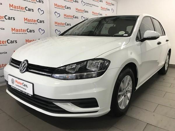 2020 Volkswagen Golf VII 1.0 TSI Trendline Gauteng Sandton_0