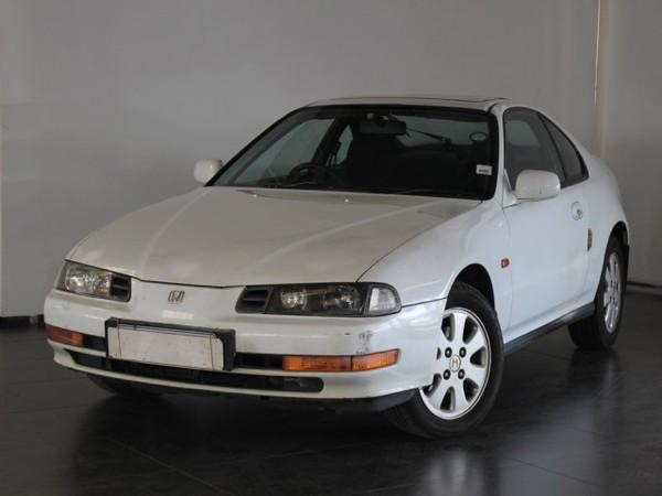 1992 Honda Prelude 2.2si 16v At  Gauteng Boksburg_0