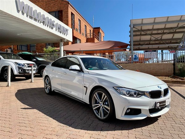 2015 BMW 4 Series 435i Gran Coupe M Sport Auto Gauteng Centurion_0