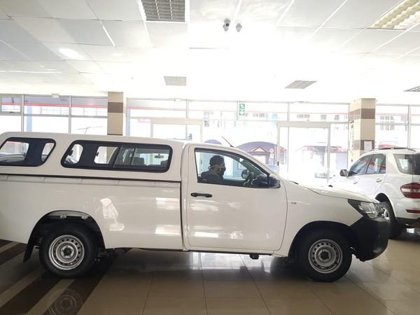 2019 Toyota Hilux 2.0 VVTi AC Single Cab Bakkie Kwazulu Natal Durban_0