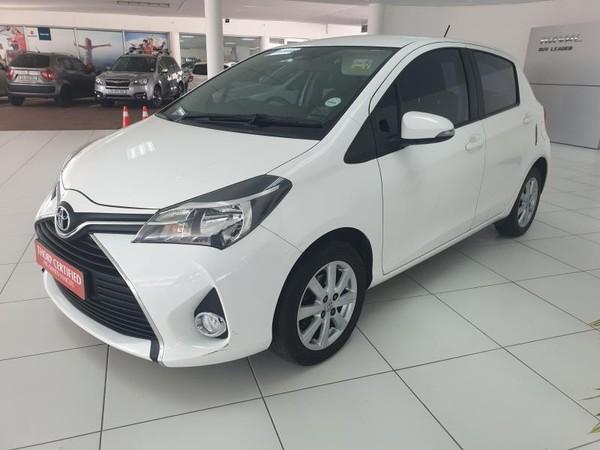 2017 Toyota Yaris 1.0 5-Door Western Cape Table View_0