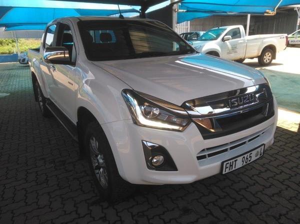 2020 Isuzu D-MAX 300 LX Double Cab Bakkie Limpopo Louis Trichardt_0