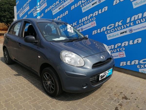 2012 Nissan Micra 1.2 Visia 5dr d81  Gauteng Pretoria North_0