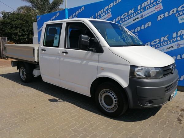 2014 Volkswagen Transporter T5 2.0 Tdi 75 Kw Lwb Pu Dc  Gauteng Pretoria North_0