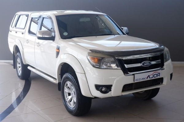 2010 Ford Ranger 3.0tdci Hi -trail Xle Pu Dc  Western Cape Somerset West_0