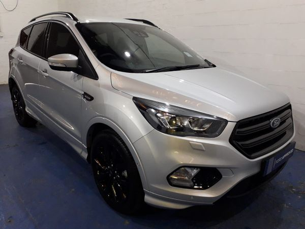2020 Ford Kuga 2.0 Ecoboost ST AWD Auto Western Cape Paarden Island_0