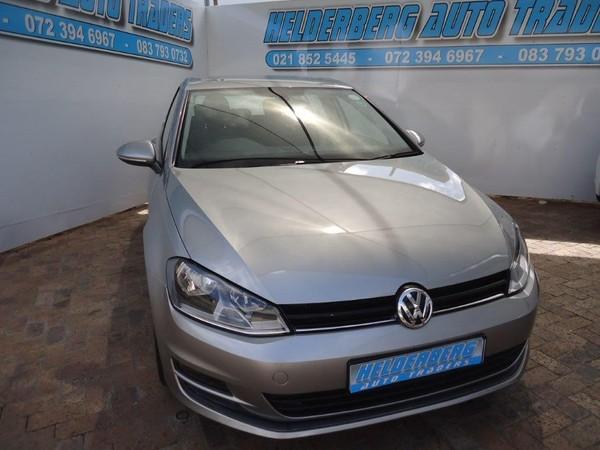 2014 Volkswagen Golf VII 1.4 TSI Comfortline Western Cape Somerset West_0