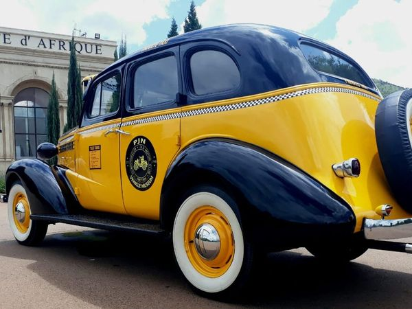 1937 Chevrolet Bel Air  Western Cape Western Cape_0
