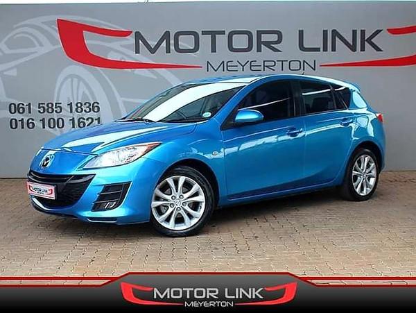 2011 Mazda 3 1.6 SPORT DYNAMIC PRISTINE CONDITION   Gauteng Meyerton_0