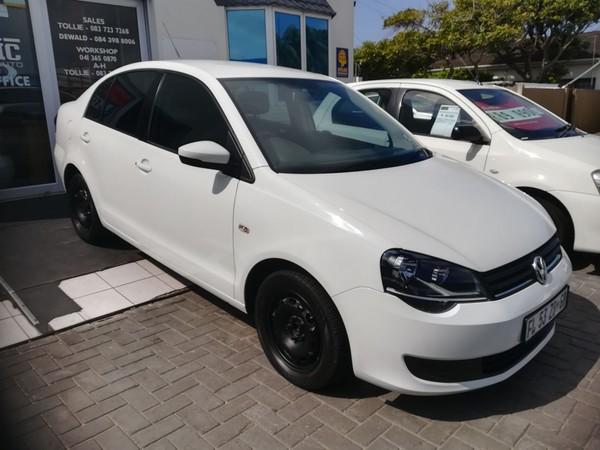 2016 Volkswagen Polo Vivo GP 1.6 Trendline Eastern Cape Port Elizabeth_0
