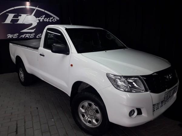 2015 Toyota Hilux 2.5 D-4d S Pu Sc  Gauteng Johannesburg_0