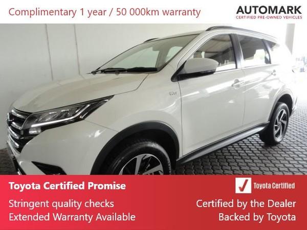 2019 Toyota Rush 1.5 Auto Gauteng Brakpan_0
