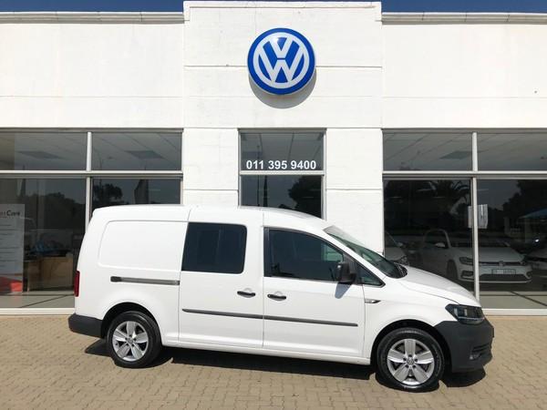 2017 Volkswagen Caddy MAXI Crewbus 2.0 TDi DSG Gauteng Benoni_0