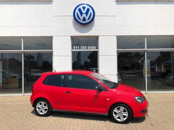 2013 Volkswagen Polo Vivo 1.6 Gt 3dr Gauteng Benoni_0