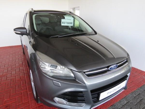 2014 Ford Kuga 1.6 Ecoboost Titanium AWD Auto Western Cape Bellville_0