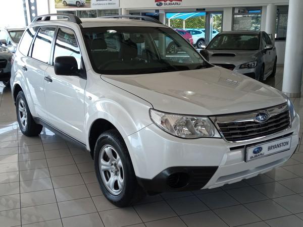 2010 Subaru Forester 2.5 X  Gauteng Randburg_0