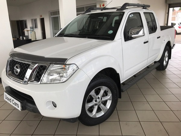 2015 Nissan Navara 2.5 Dci Le Pu Dc  Gauteng Isando_0