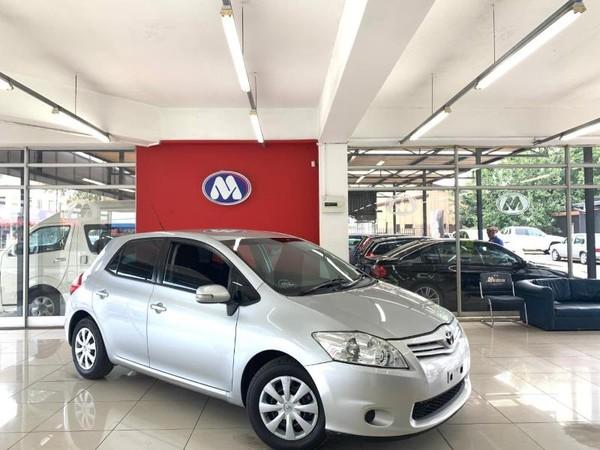 2012 Toyota Auris 1.3 X  Gauteng Vereeniging_0