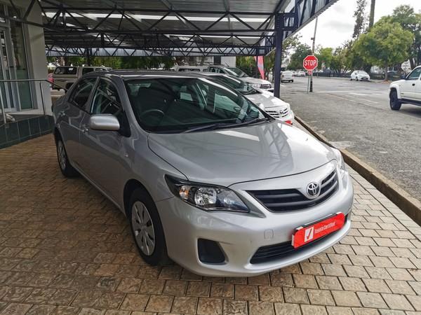 2016 Toyota Corolla Quest 1.6 Western Cape Robertson_0