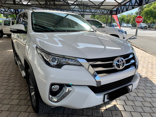 2017 Toyota Fortuner 2.8GD-6 RB Auto Western Cape Robertson_0