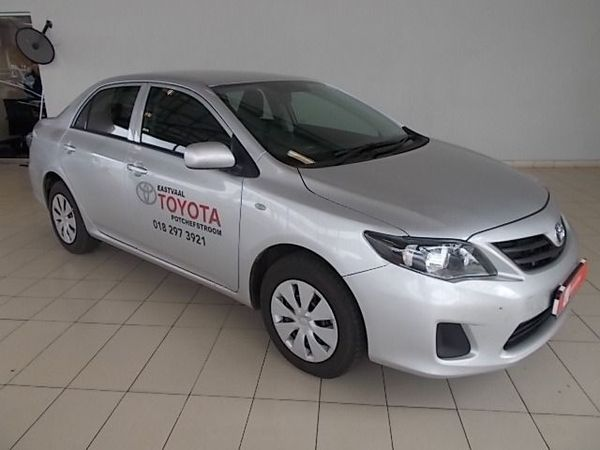 2020 Toyota Corolla Quest 1.6 Auto North West Province Potchefstroom_0