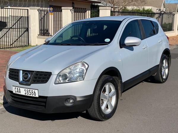 2008 Nissan Qashqai 2.0 Dci Tekna 4x4  Western Cape Paarl_0