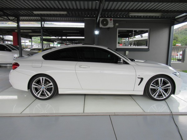 2015 BMW 4 Series Coupe M Sport Gauteng Pretoria_0