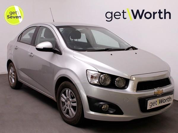 2014 Chevrolet Sonic 1.6 Ls  Western Cape Milnerton_0