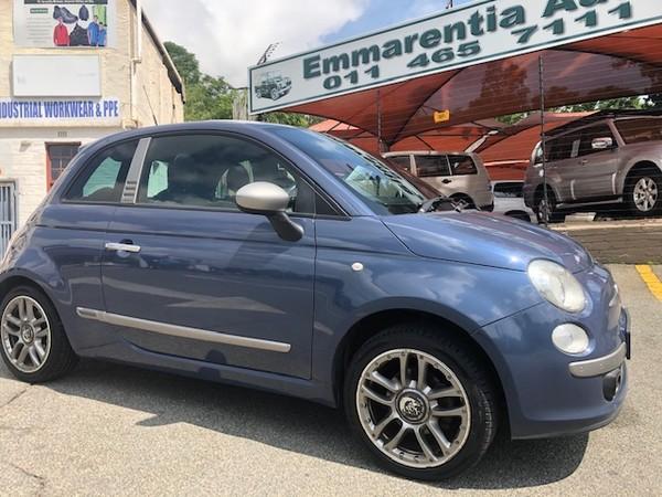 2011 Fiat 500 1.4 By Diesel  Gauteng Emmarentia_0
