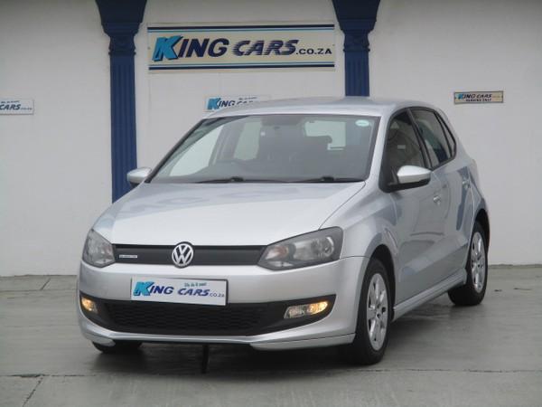 2012 Volkswagen Polo 1.2 Tdi Bluemotion 5dr  Eastern Cape Port Elizabeth_0