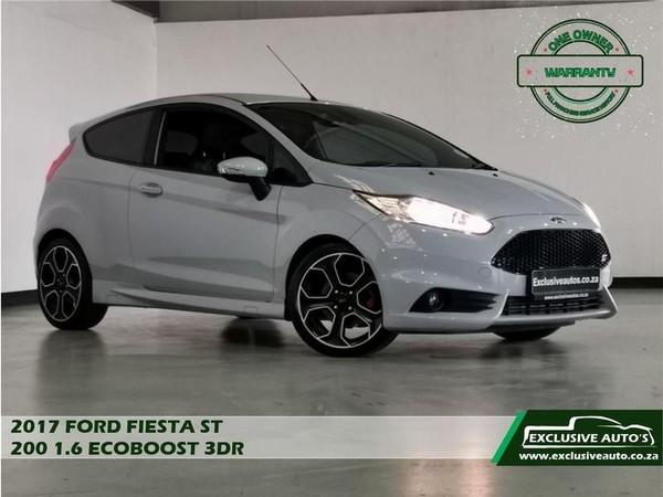 2017 Ford Fiesta ST 200 1.6 Ecoboost 3-Door Gauteng Pretoria_0