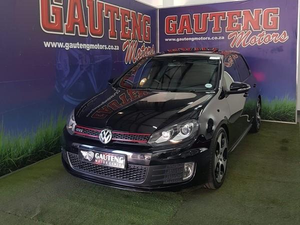 2009 Volkswagen Golf Vi Gti 2.0 Tsi  Gauteng Pretoria_0