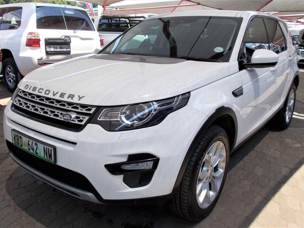 2016 Land Rover Discovery Sport Sport 2.2 SD4 HSE Gauteng Pretoria North_0