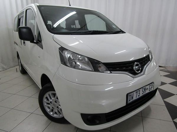 2015 Nissan NV200 1.6i Visia 7 Seater Gauteng Johannesburg_0