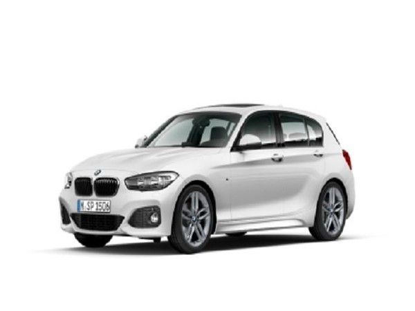 2016 BMW 1 Series 120i M Sport 5-Door Auto Gauteng Four Ways_0
