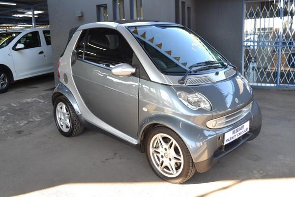 2007 Smart Cabrio Passion  Gauteng Johannesburg_0