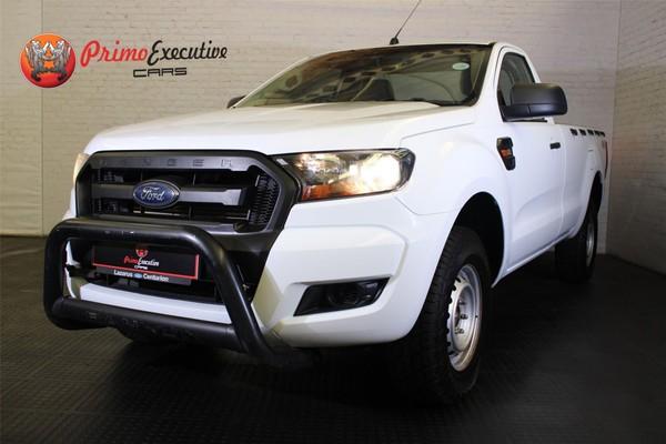 2017 Ford Ranger 2.2TDCi XL PLUS 4X4 Single Cab Bakkie Gauteng Edenvale_0