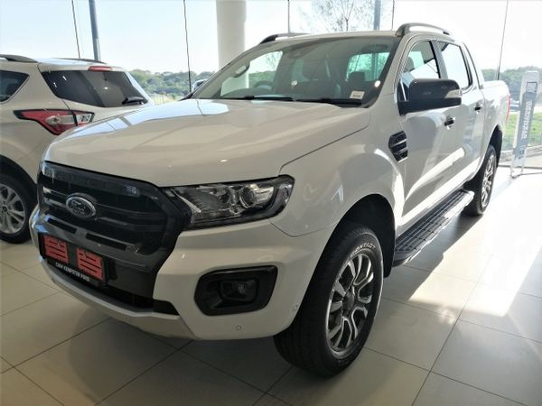 2020 Ford Ranger 2.0TDCi Wildtrak Auto Double Cab Bakkie Kwazulu Natal Mount Edgecombe_0