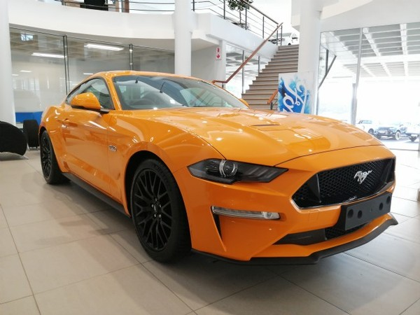 2020 Ford Mustang 5.0 GT Auto Kwazulu Natal Mount Edgecombe_0