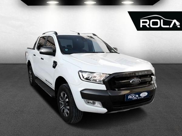 2019 Ford Ranger 3.2TDCi 3.2 WILDTRAK 4X4 Auto Double Cab Bakkie Western Cape Caledon_0