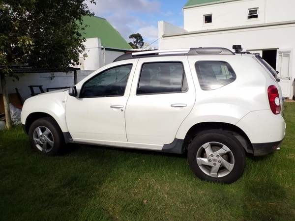 2014 Renault Duster 1.6 Dynamique Western Cape Paarl_0